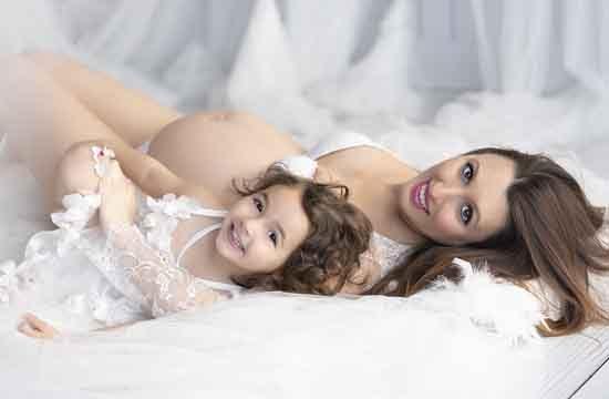 Fotografia de embarazadas df